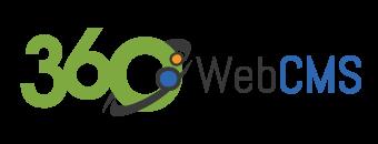 360WebCMS logo